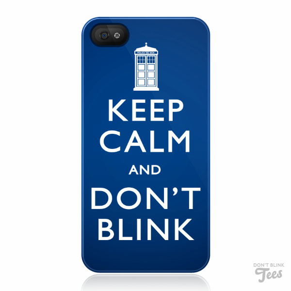 Keep Calm and Don't Blink  s accessory preview