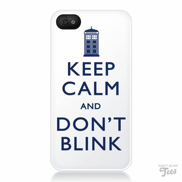 Doctor Who Keep Calm and Don't Blink Light -  s accessory preview