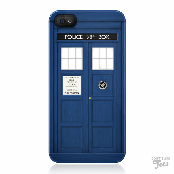 Doctor Who TARDIS  s accessory preview