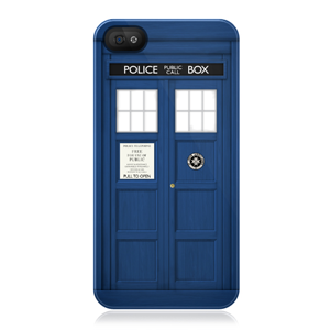 Doctor Who TARDIS Phone Cases
