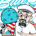 Mr. White's Blue Ice Breaking Bad T-Shirt