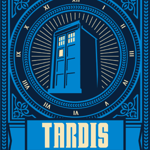 TARDIS Chooses You Doctor Who T-Shirt