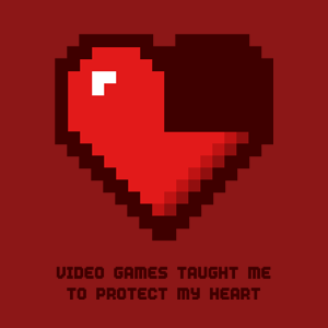 Video games taught me to protect my heart